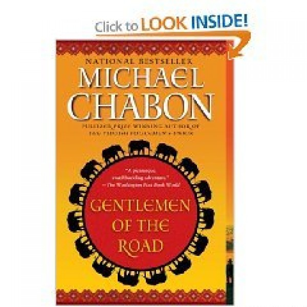 michael chabon essay the road Michael chabon's sparkling first book of nonfiction is a love song in 16 parts -- a series of linked essays in praise of reading and writing, with subjects running.
